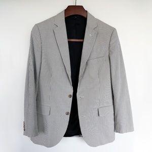 J. Crew Men's Seersucker Suit